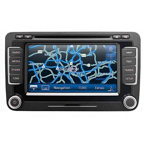 Volkswagen Radio-Navigationssystem RNS 510 1T0057690A