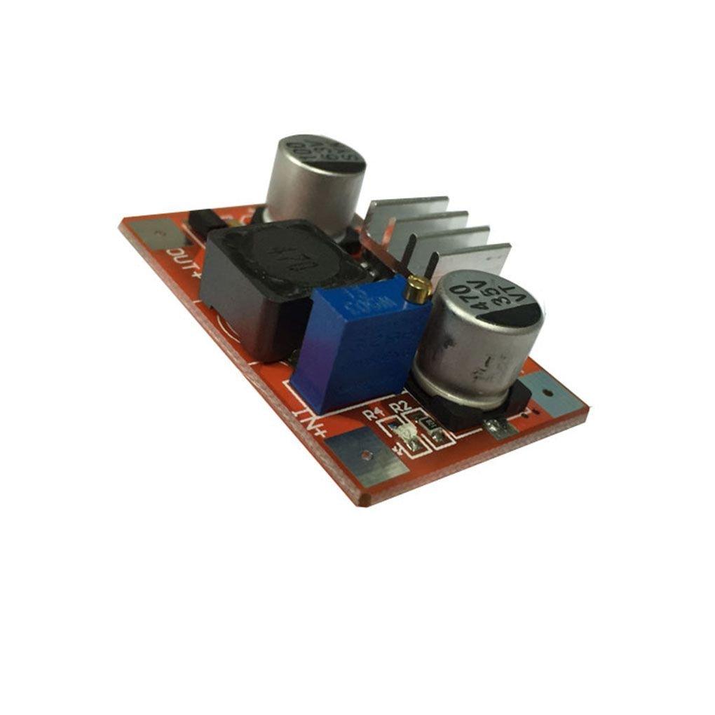 LM2577 DC-DC Booster Module r/églable Step-up Boost convertisseur de puissance 5 V /à 12 V 5 V 12 V /à 24 V r/égulateur