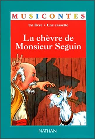 Ilmainen lataa eBook pdf-muodossa Chevre de Monsieur Seguin (French Edition) 2092304313 PDF DJVU