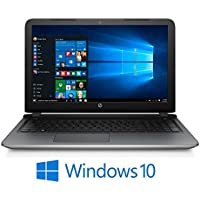 HP Pavilion 15 15.6 HD Display Laptop, AMD A10-8700P Quad-core 1.8 GHz with AMD Radeon R6 graphics, 8GB memory, 1TB Hard Drive, DVD, WiFi, Webcam, HDMI, Windows 10 Home (Certified Refurbished)
