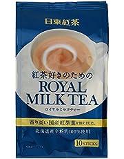 Nitto Royal Milk Tea 10P, 140g