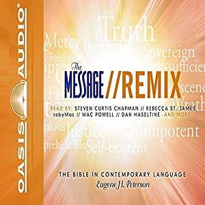 Message Remix Bible Hörbuch