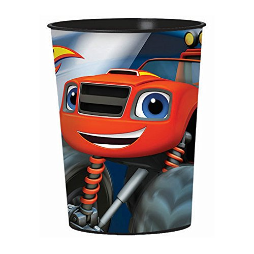 (Blaze and the Monster Machines Reusable Keepsake Cups (2ct))