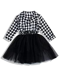 Black and White Dresses for Babies