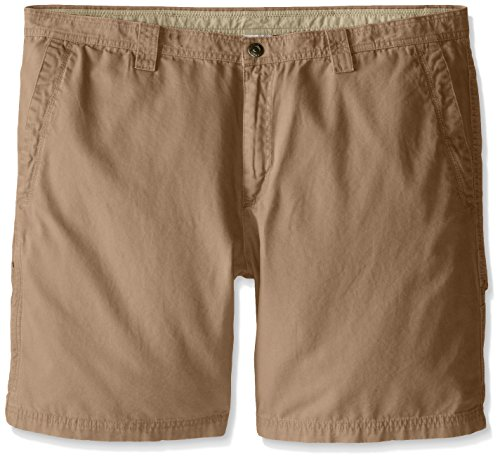 Columbia Men's Big-Tall Ultimate Roc Short, Flax, 44x9