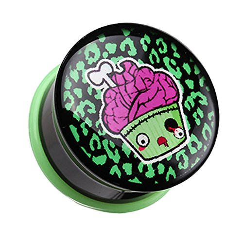 00 gauges plugs zombies - 4