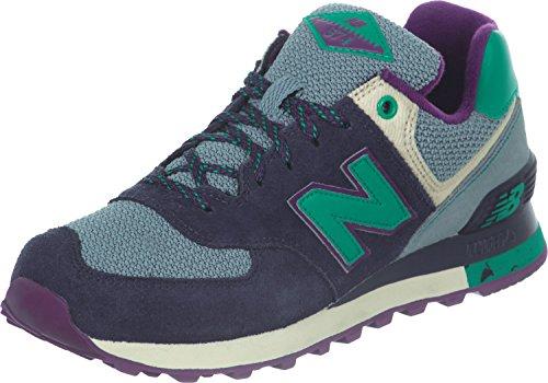 Marino Donna New blu Sneaker Verde Balance Nbwl574mon w4qxqrYz