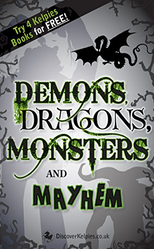 book cover of Demons, Dragons, Monsters and Mayhem