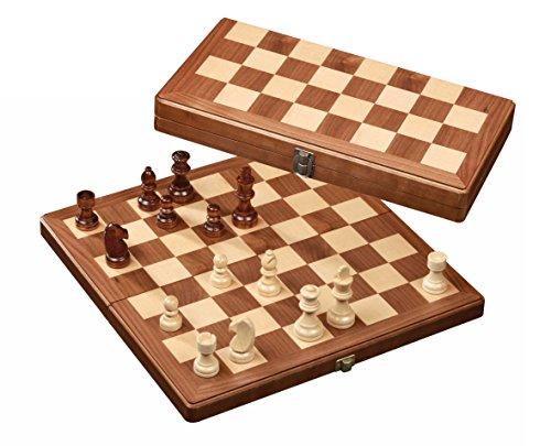 Philos 2626 42 mm Field Big Chess Set