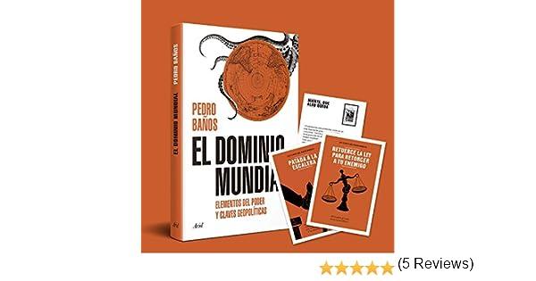 Pack TC El dominio mundial + Postales 12 estrategias Ariel: Amazon ...