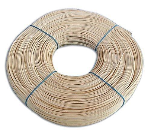 Peddigrohr naturhell für Staken 500 g, 4mm