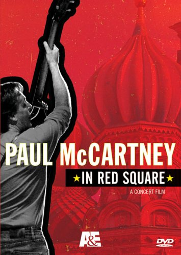 Paul McCartney - Live in Red Square by A&E