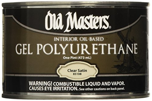 Old Masters Series 85108 Pt Gel Polyurethane