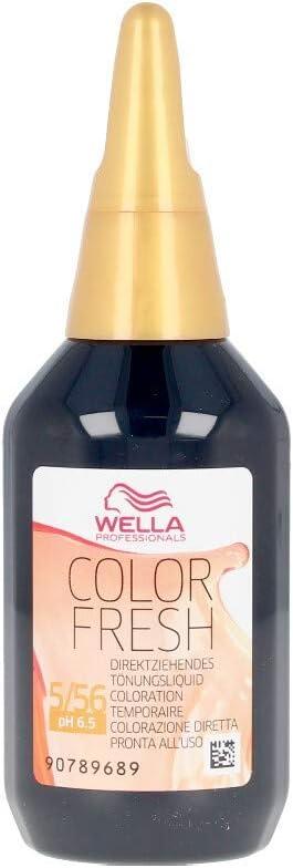 Wella Tinte Color Fresh 5/56-75 ml: Amazon.es: Belleza