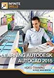 2015 cad software - Learning Autodesk AutoCAD 2015 [Online Code]