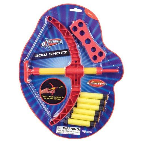 Toysmith Bow Shotz Toy (Angel Gun Boards)