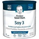 Gerber Good Start Soy Infant and Toddler Formula Stage 3, 24 Ounce