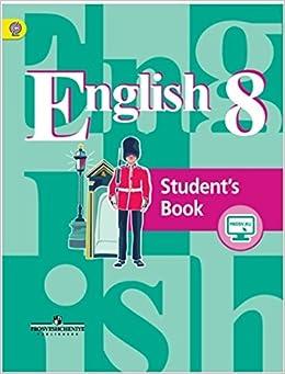 Book Angliyskiy yazyk. 8 klass. Uchebnik. S online podderzhkoy. FGOS