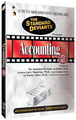 Standard Deviants: Accounting, Vol. 2