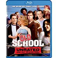 Old School Standard Edition on Blu-ray
