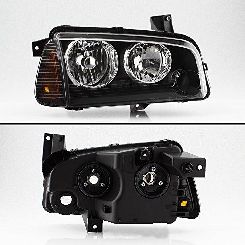 Buy 2010 dodge charger headlights