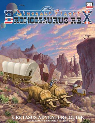 DINOSAUR PLANET Cretasus Adventure Guide (Counter Pack Series, 2) ebook