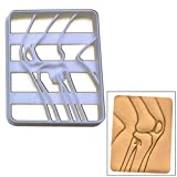 X-Ray Knee Bone cookie cutter, 1 pc, Ideal for Medical themed party