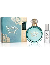 New Southern Soul Perfume Gift Pack for Women, 1.7 oz - New Design (with FREE 0.5 oz Purse Spray)