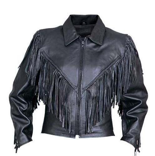 Vanson Leathers Jacket - 1