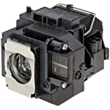 Epson H368A Replacement Projector Lamp bulb with Housing - High Quality Compatible Lamp