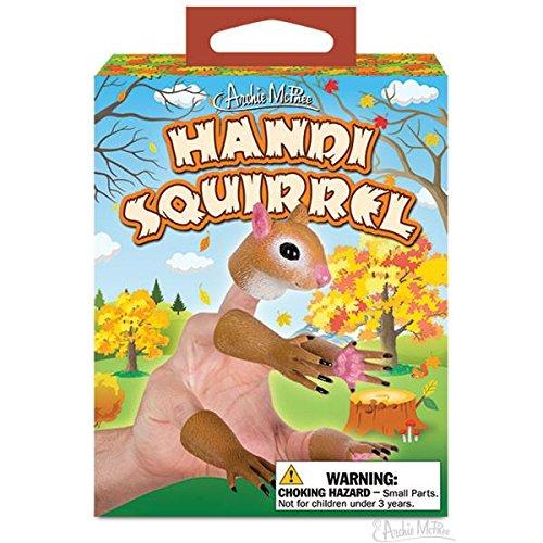 (Archie McPhee Handi Squirrel)