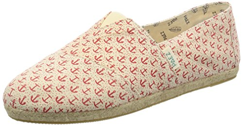 Red 500 Raw prints Espadrillas Original Multicolore Paez anclas Donna ZqUwf8x0