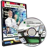 Easy Learning Learn Autodesk Navisworks 2015 Video Training (DVD)
