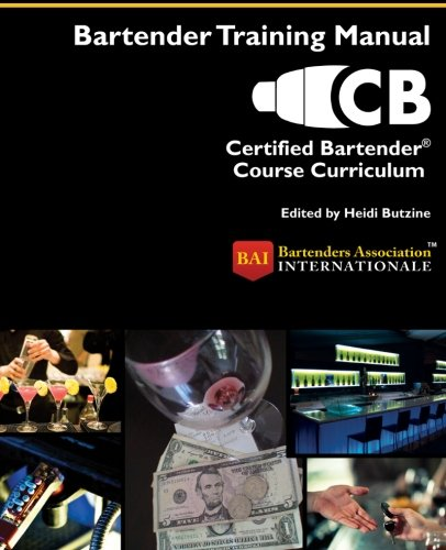 Certified Bartender Course Curriculum