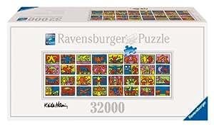 Keith Haring: Double Retrospect - 32000 Pieces Puzzle