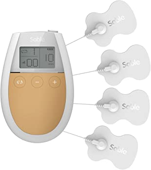 Sable Tens Unit Pulse Massager Pads for Pain Relief