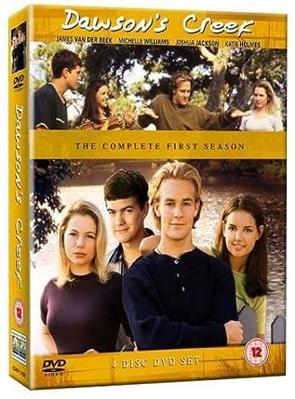 Dawsons Creek Complete Season 1 Dvd Amazoncouk James