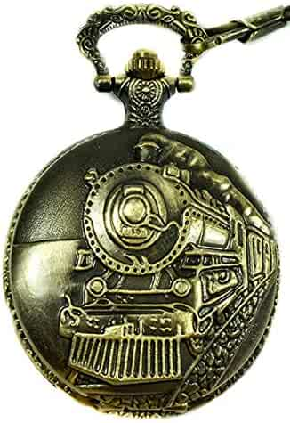 Canada Watches 2017 Birthday Regulation Railway Pocket Watch 1 of Limited Edition Licence C-12242 with Japanese Movement