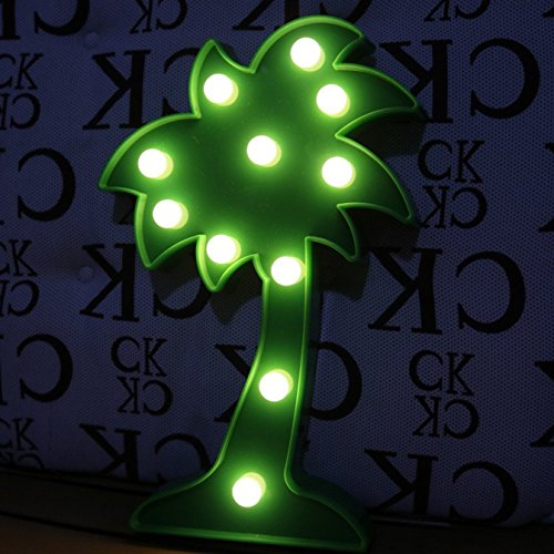 Tropical Outdoor Party Lights