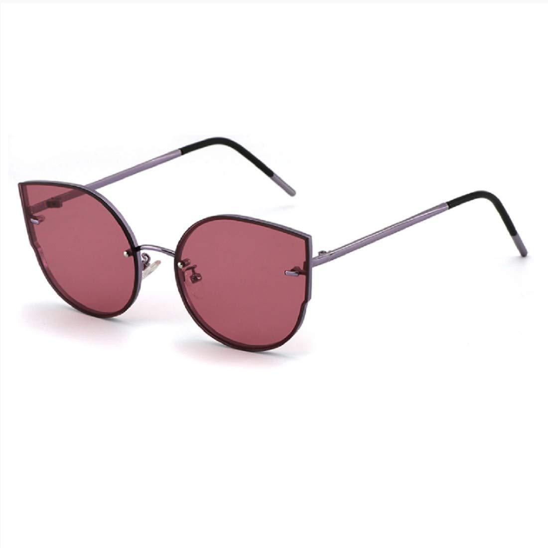 Amazon.com: Gafas de sol para mujer, BOLLH Fashion Cat Eye ...