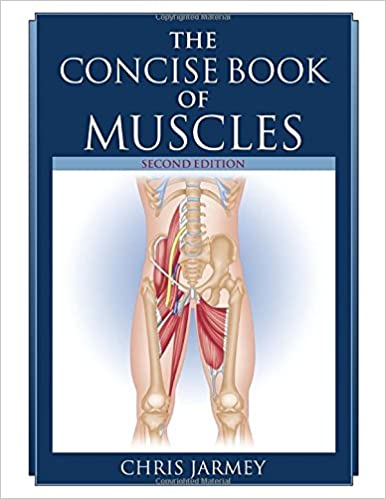 The Concise Book Of Muscles Second Edition Chris Jarmey