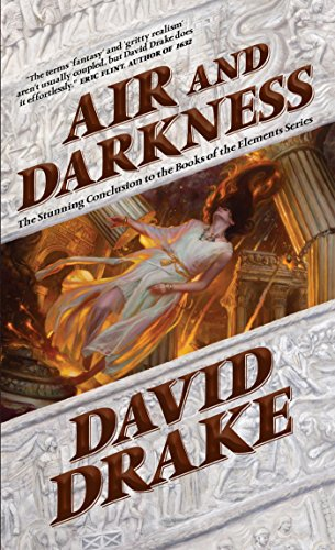 Air and Darkness: A Novel (The Books of the Elements)