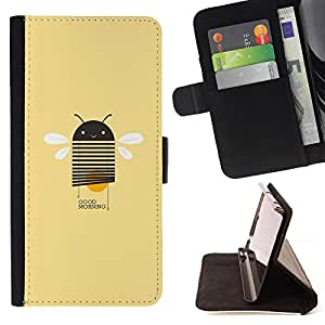 Jordan Colourful Shop - wings yellow peach android For Apple Iphone 5 / 5S - Leather Case Absorci???¡¯???€????€?????????&A