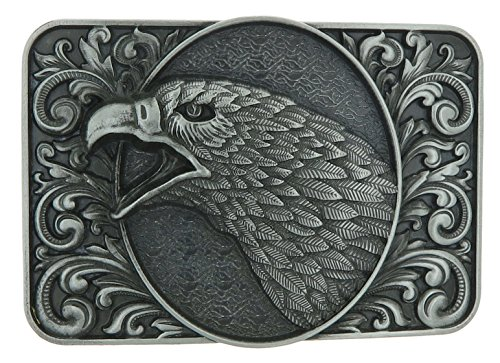 Bald Eagle Belt Buckle - 9