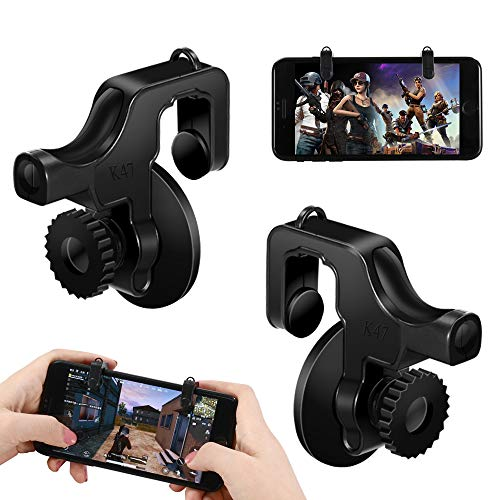 Vakili Mobile Phone Game Controller, for Rules of Survival PUBG Mobile Game Controller 1 Pair Phone...