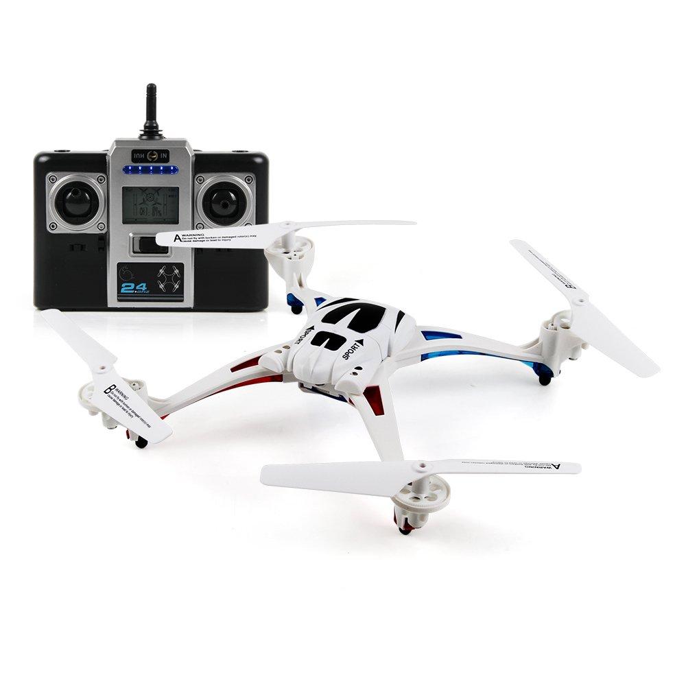 LiDi RC U807A 2.4GHz senza testa senza fili RC Quadcopter