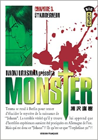 Book Monster, tome 3