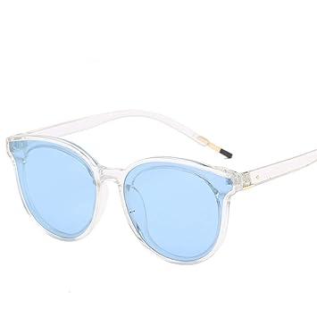 AREDOVL Gafas de Sol espejadas con Marco de Metal polarizado ...