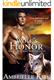 Wolf's Honor (Caedmon Wolves Book 6)