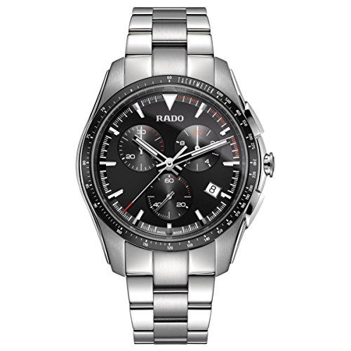 Rado-HyperChrome-Black-Dial-Mens-Chronograph-Watch-R32259153